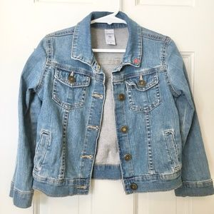 TODDLER Carter's Jean Jacket SIZE 4/5T
